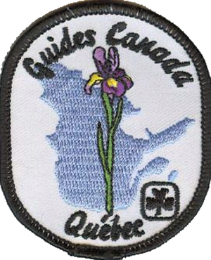 Scouting and Guiding in Quebec - Image: Québec Council (Girl Guides of Canada)