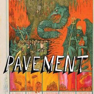 Quarantine the Past: The Best of Pavement - Image: Quarantine the Past