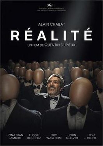 Reality (2014 film) - Film poster (c) Kevos Van Der Meiren, Republique