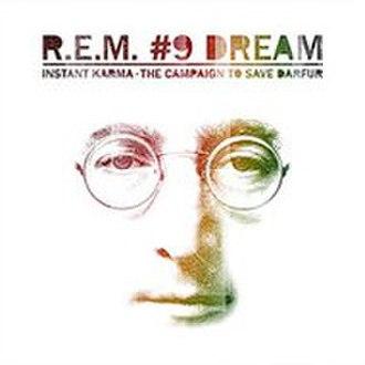 Number 9 Dream - Image: R.E.M. Number 9 Dream