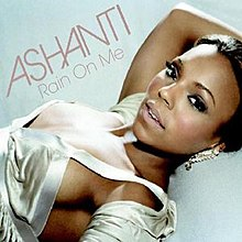 Ashanti — Rain on Me (studio acapella)