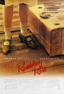 <i>Rambling Rose</i> (film) 1991 American drama film directed by Martha Coolidge