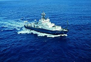 Scripps Institution of Oceanography - Scripps research vessel Roger Revelle