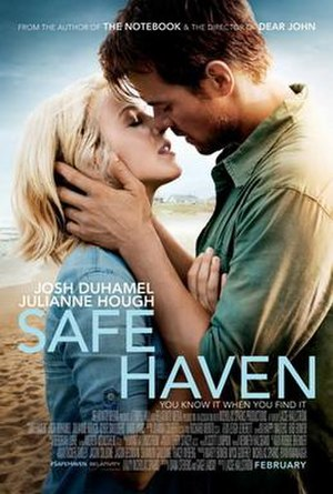 Safe Haven (film) - Image: Safe Haven Poster