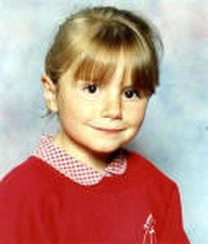 Murder of Sarah Payne - Image: Sarah Payne