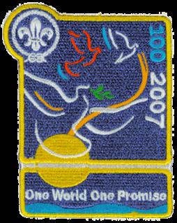 Scouting 2007 Centenary