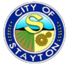 Official seal of Stayton, Oregon