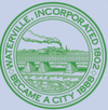 Official seal of Waterville, Maine