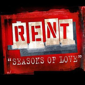 Seasons of Love - Image: Seasons of Love Rent
