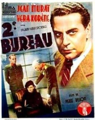 Second Bureau (1935 film) - Image: Second Bureau (1935 film)