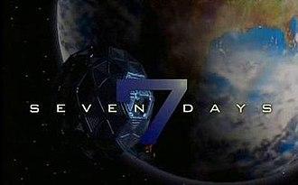 Seven Days (TV series) - Image: Seven Days