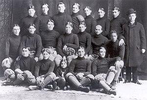 Shelby Blues - 1902 Shelby Blues team photo