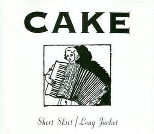 Short Skirt/Long Jacket - Image: Short skirt cover CAKE