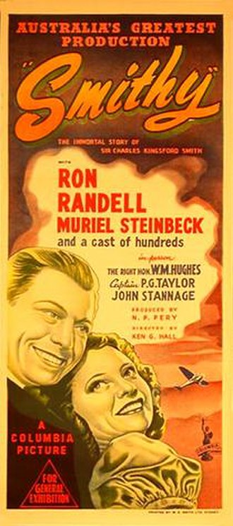 Smithy (1946 film) - Theatrical release poster