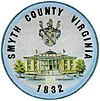 Official seal of Smyth County