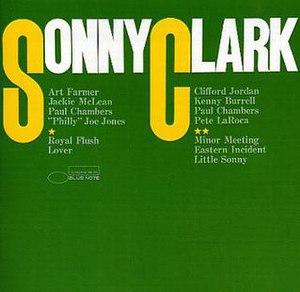 Sonny Clark Quintets - Image: Sonny Clark Quintets