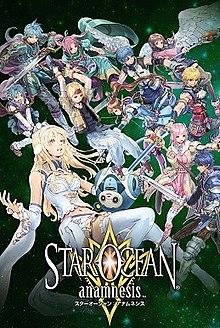 Star Ocean: Anamnesis - Wikipedia