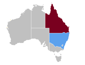State of Origin series - Image: State Of Origin coloured locator