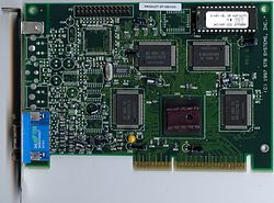 Nvidia Riva 128 video card