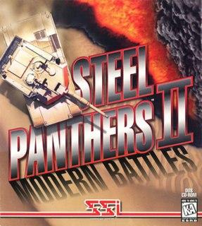 <i>Steel Panthers II: Modern Battles</i> 1995 video game