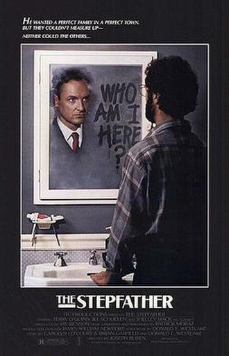 The Stepfather (1987 film) - Theatrical release poster
