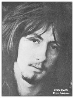 Steve Peregrin Took English musician