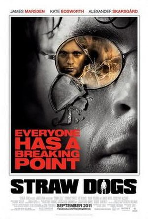 Straw Dogs (2011 film) - Theatrical release poster