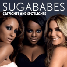 Sugababes - Catfights and Spotlights (Official Album Cover).png