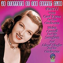 At the Supper Club Part II-Jo Stafford