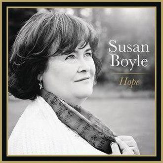 Hope (Susan Boyle album) - Image: Susan Boyle Hope