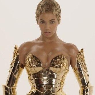 Sweet Dreams (Beyoncé song) - Image: Sweetdreamsvideo