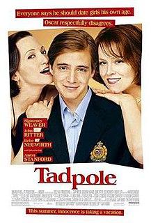 <i>Tadpole</i> (film) 2002 film by Gary Winick