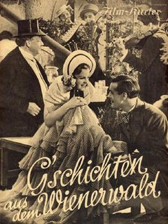 <i>Tales from the Vienna Woods</i> (1934 film)