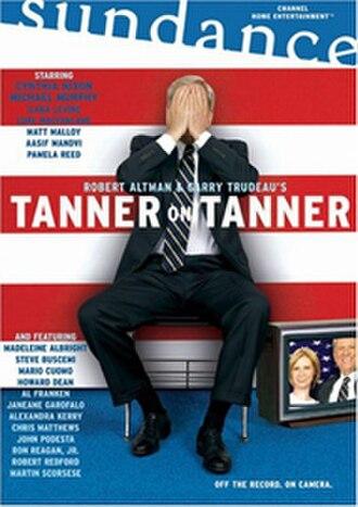 Tanner on Tanner - Image: Tanner on Tanner DVD