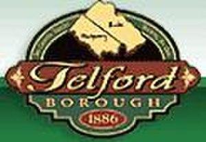 Telford, Pennsylvania - Image: Telford Borough Logo