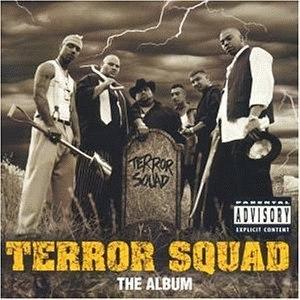 The Album (Terror Squad album) - Image: Terror Squad (album)
