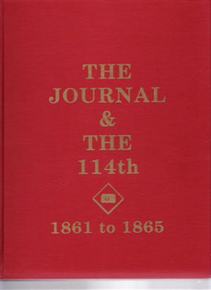 The Journal & The 114th, 1861 to 1865 - Image: The Journal&The 114th