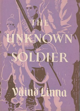 The Unknown Soldier (novel) - The first United Kingdom edition of The Unknown Soldier by Collins in 1957