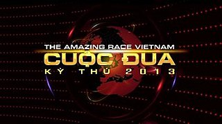 <i>The Amazing Race Vietnam 2013</i> season of television series