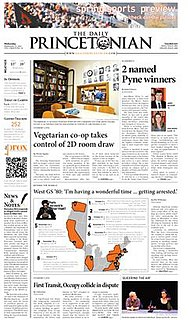 <i>The Daily Princetonian</i>