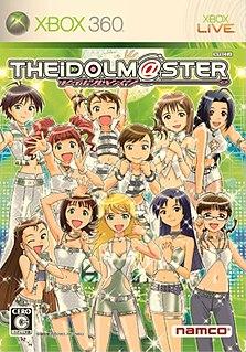 <i>The Idolmaster</i> (video game)