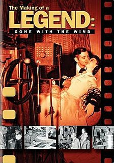 <i>The Making of a Legend: Gone with the Wind</i> 1988 American film