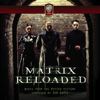 The Matrix Reloaded (score) - Image: The Matrix Reloaded (The Complete Score)