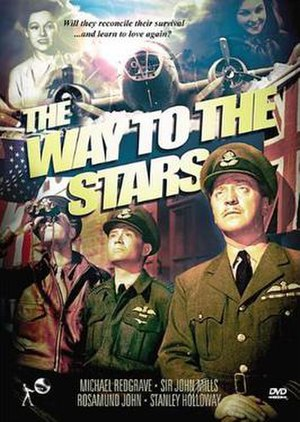 The Way to the Stars - British DVD cover