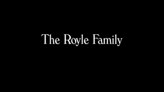 The Royle Family - Title card