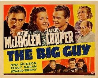 <i>The Big Guy</i> 1939 film by Arthur Lubin