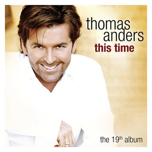 This Time (Thomas Anders album) - Image: Thomas anders this time cover
