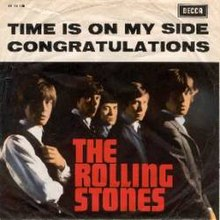 Time is on my side - The Rolling Stones 1964