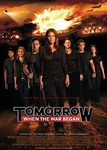 Tomorrow, When the War Began theatrical poster.jpg