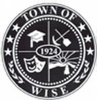 Wise, Virginia - Image: Townofwiselogo